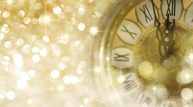 Time Is Up: Make Healthy Resolutions