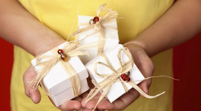 Season of Giving Presents