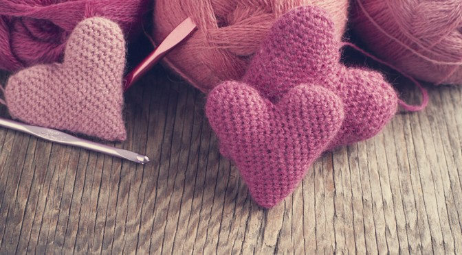Knit with Heart