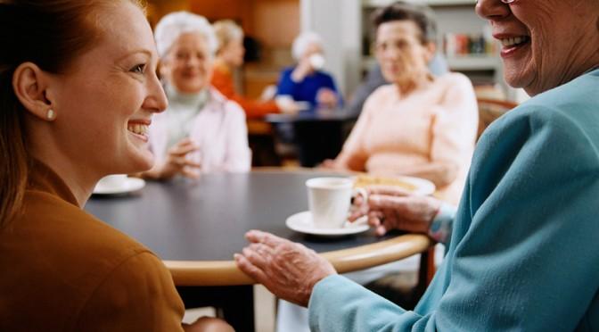 Senior Centers Visiting
