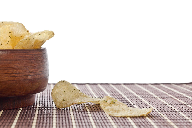 Sour Cream and Onion Potato Chips