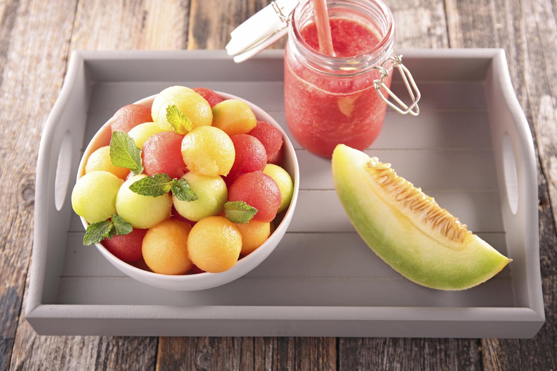 Energy-Filled Melon