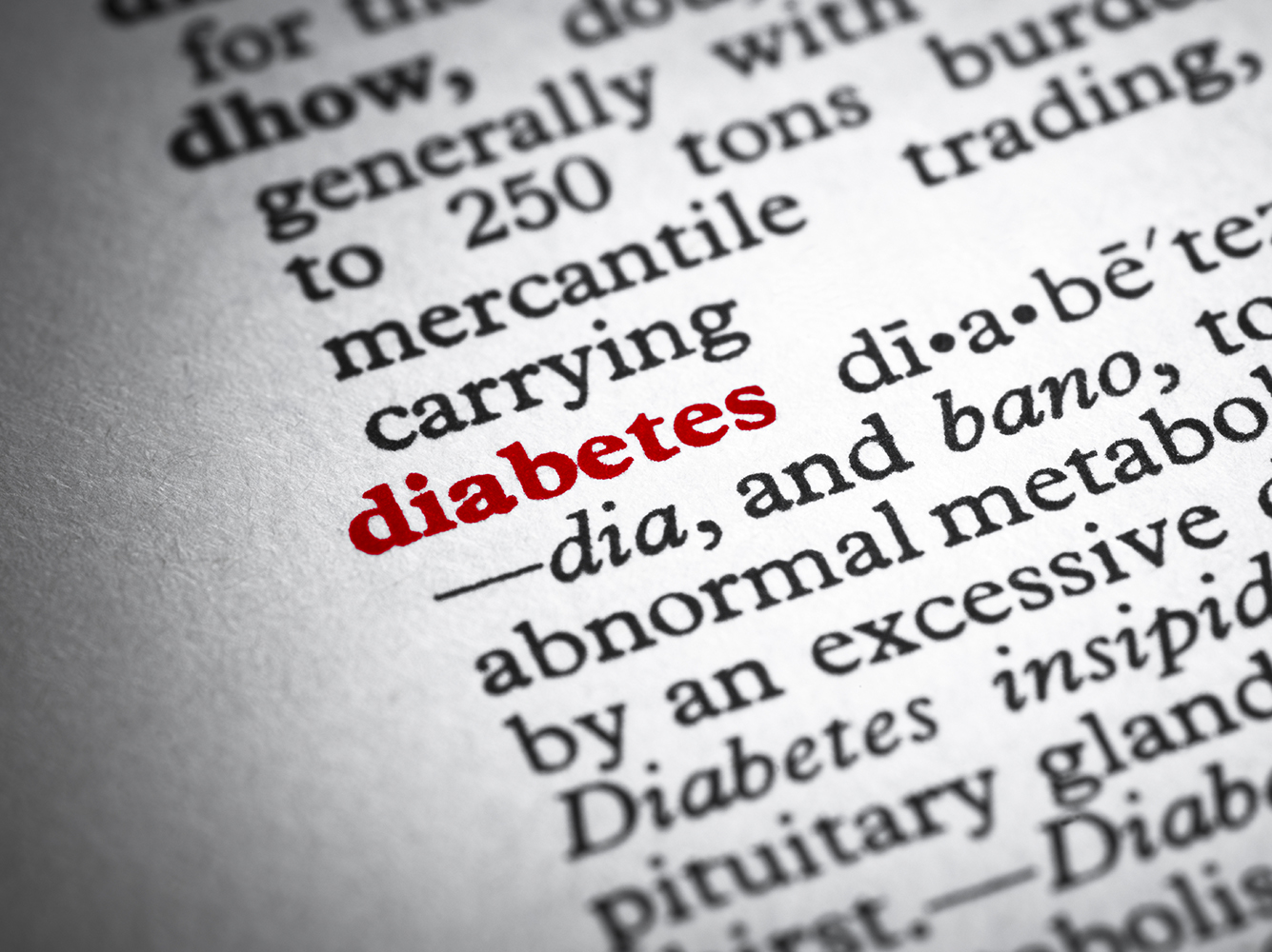 Treatment of Diabetes Begins