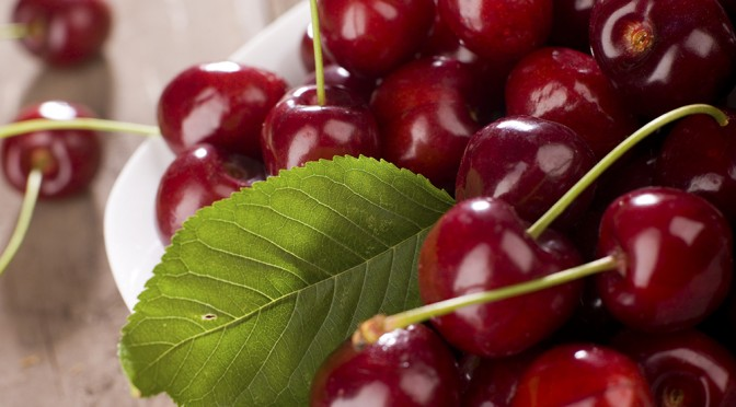 Healthy Cherry Recipes for Fresh Cherry Season