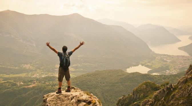 Adventure for Men's Health!