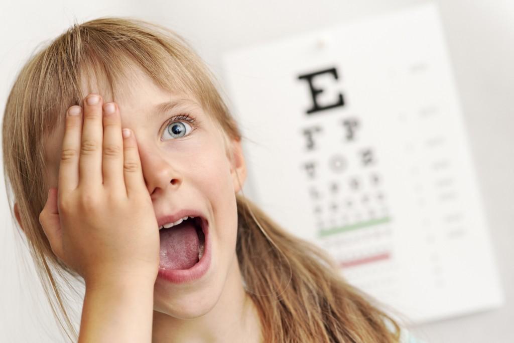 Preventing a Lazy Eye