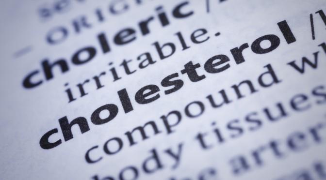 Cholesterol Defined