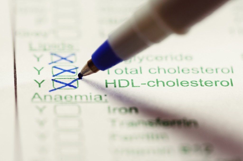Your High Cholesterol