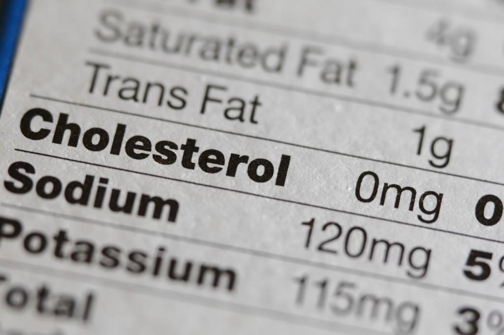 Cholesterol Labels