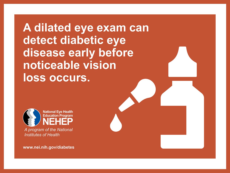 Eye Exams and Diabetes