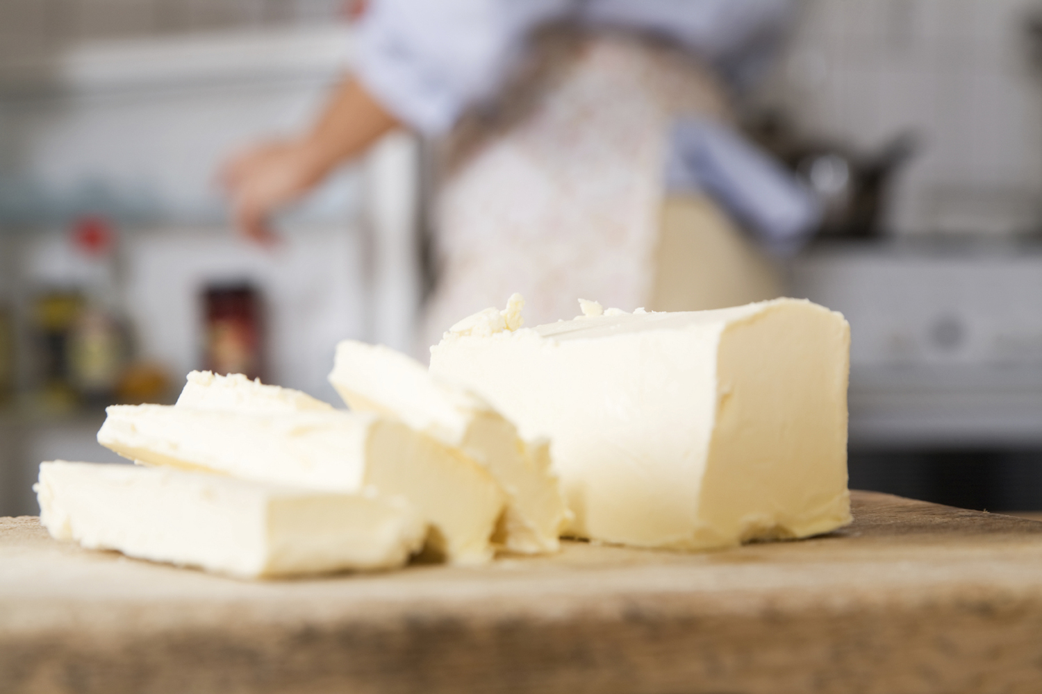 Replacing Butter
