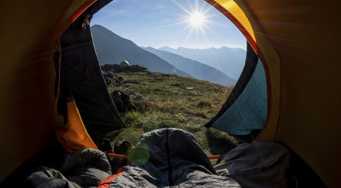 Prepare for Camping Safety