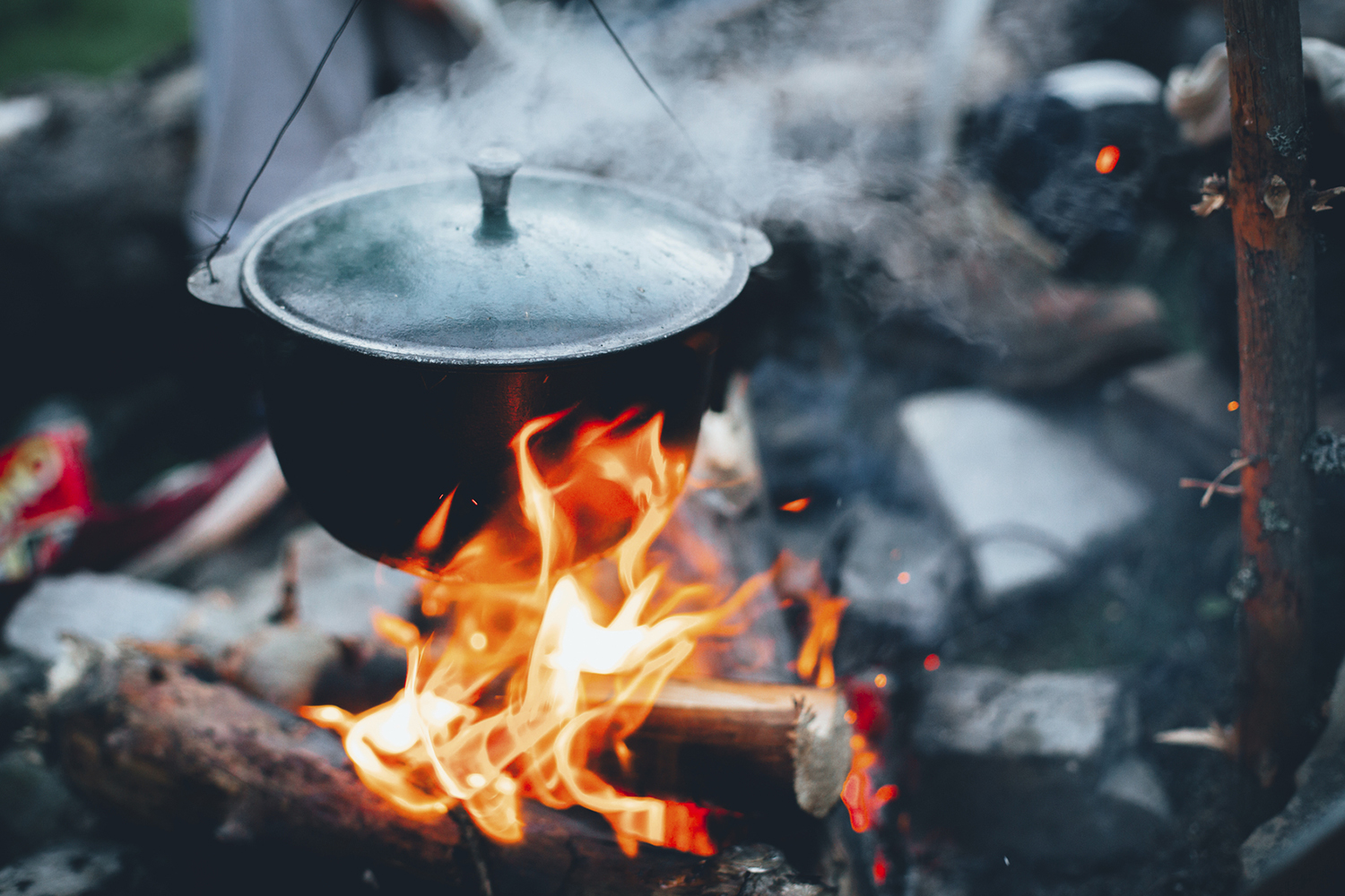 Cooking Smart When Camping