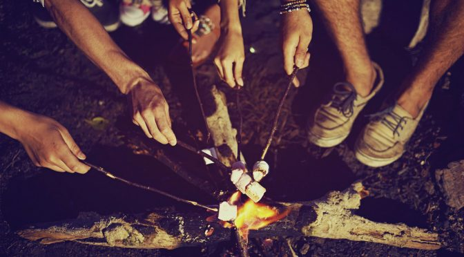 Camping Meals & Campfire Delights