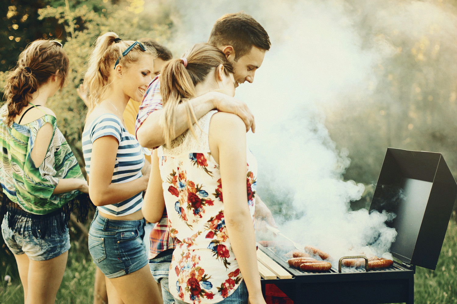 Avoiding Grilling Injuries