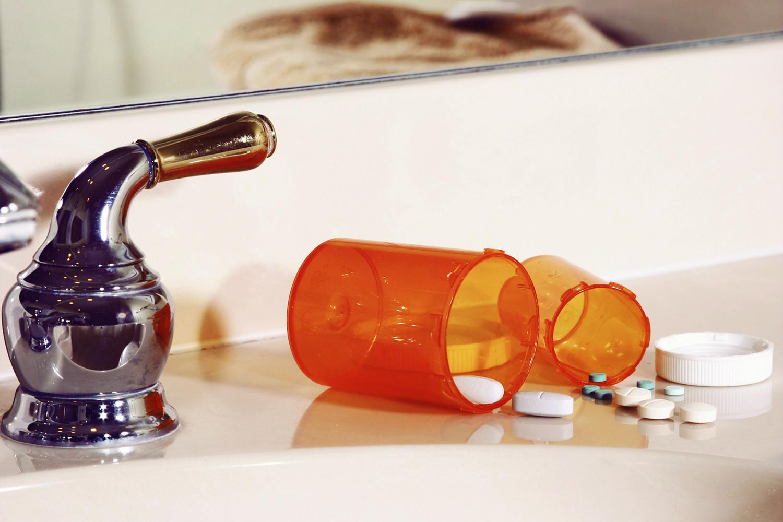 Don't Flush Drugs