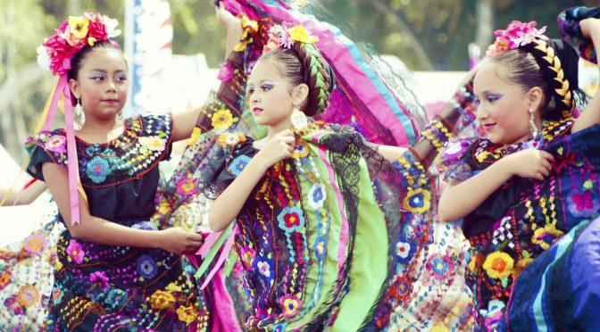 Mexican Folk Dancing