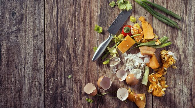 Fighting Food Waste in Your LIfe