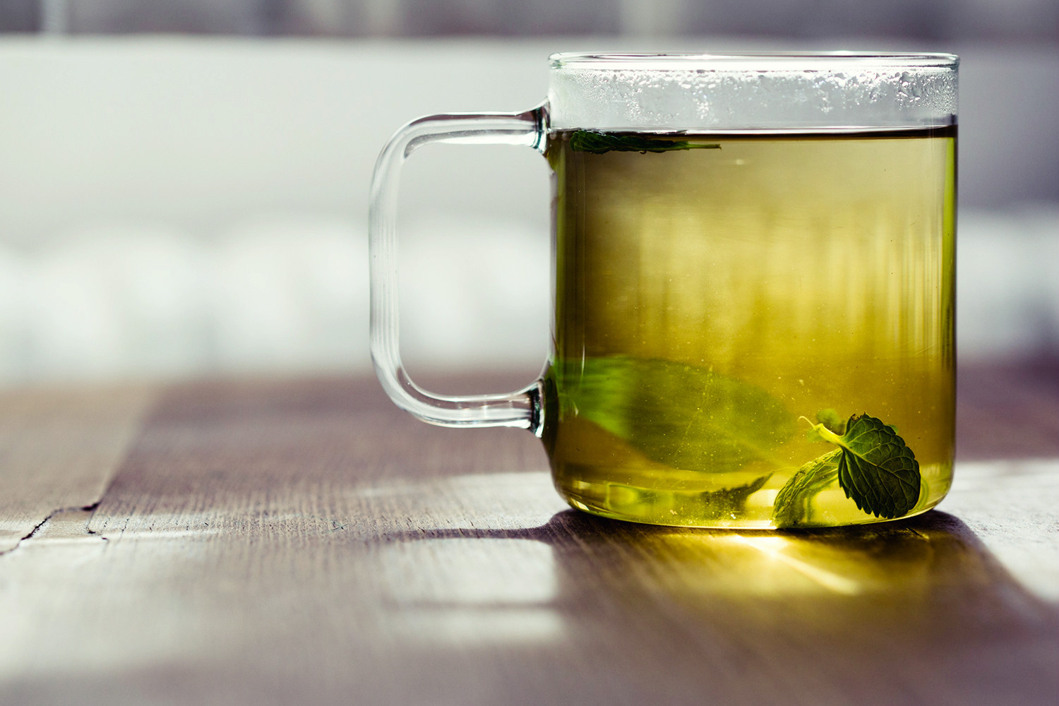 Green Tea's Health Benefits