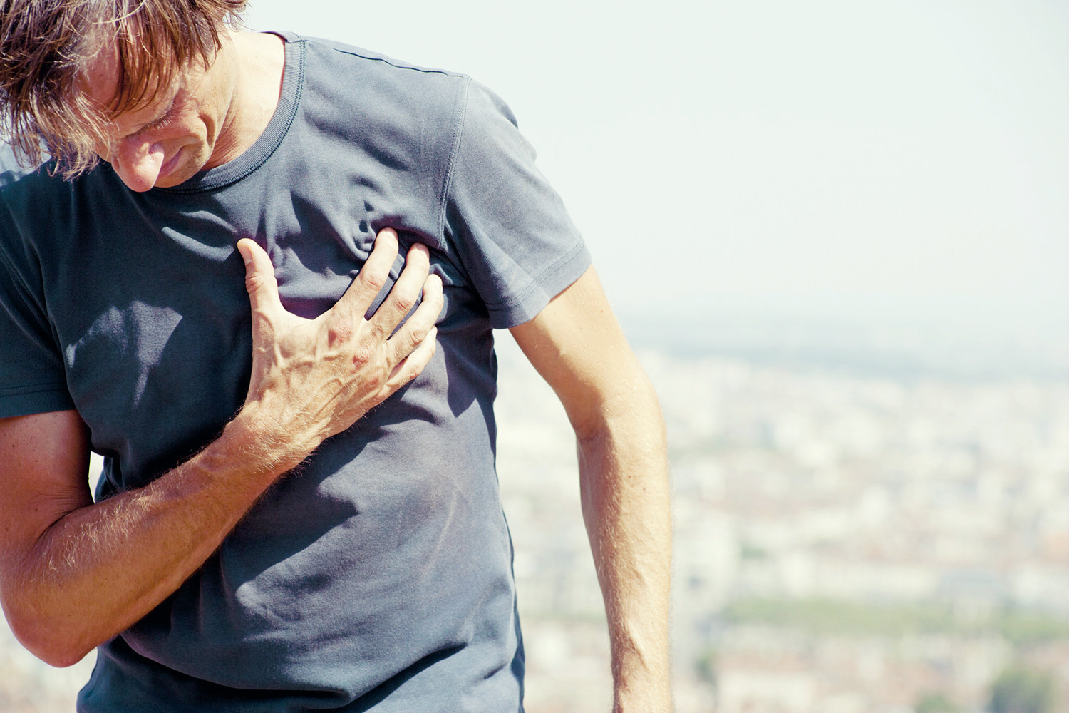 Chest Soreness and Other Symptoms