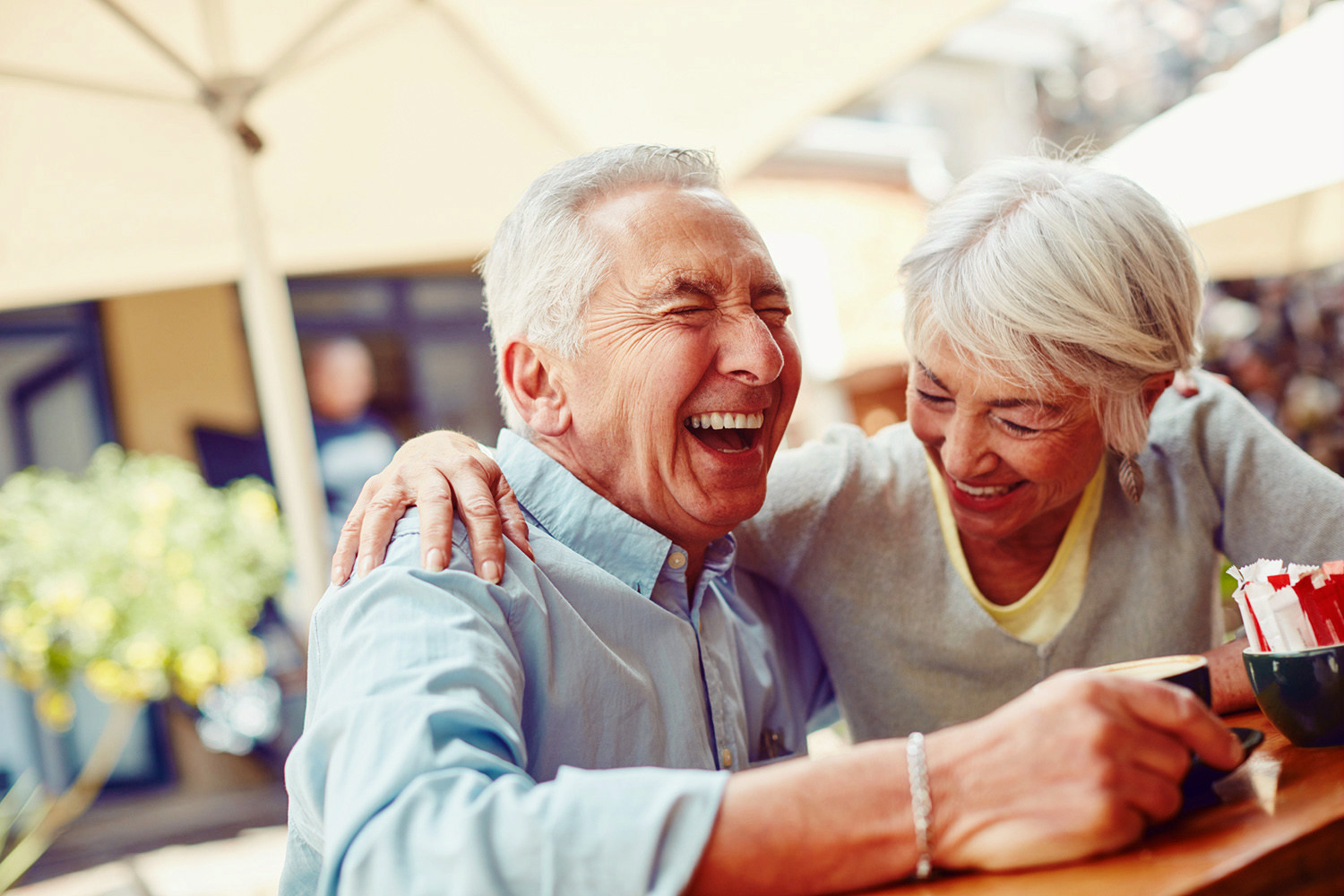 Laughter as the Best Medicine