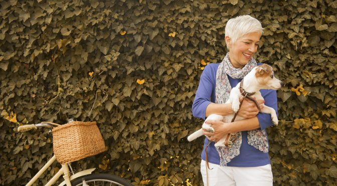 Aging with Your Pets