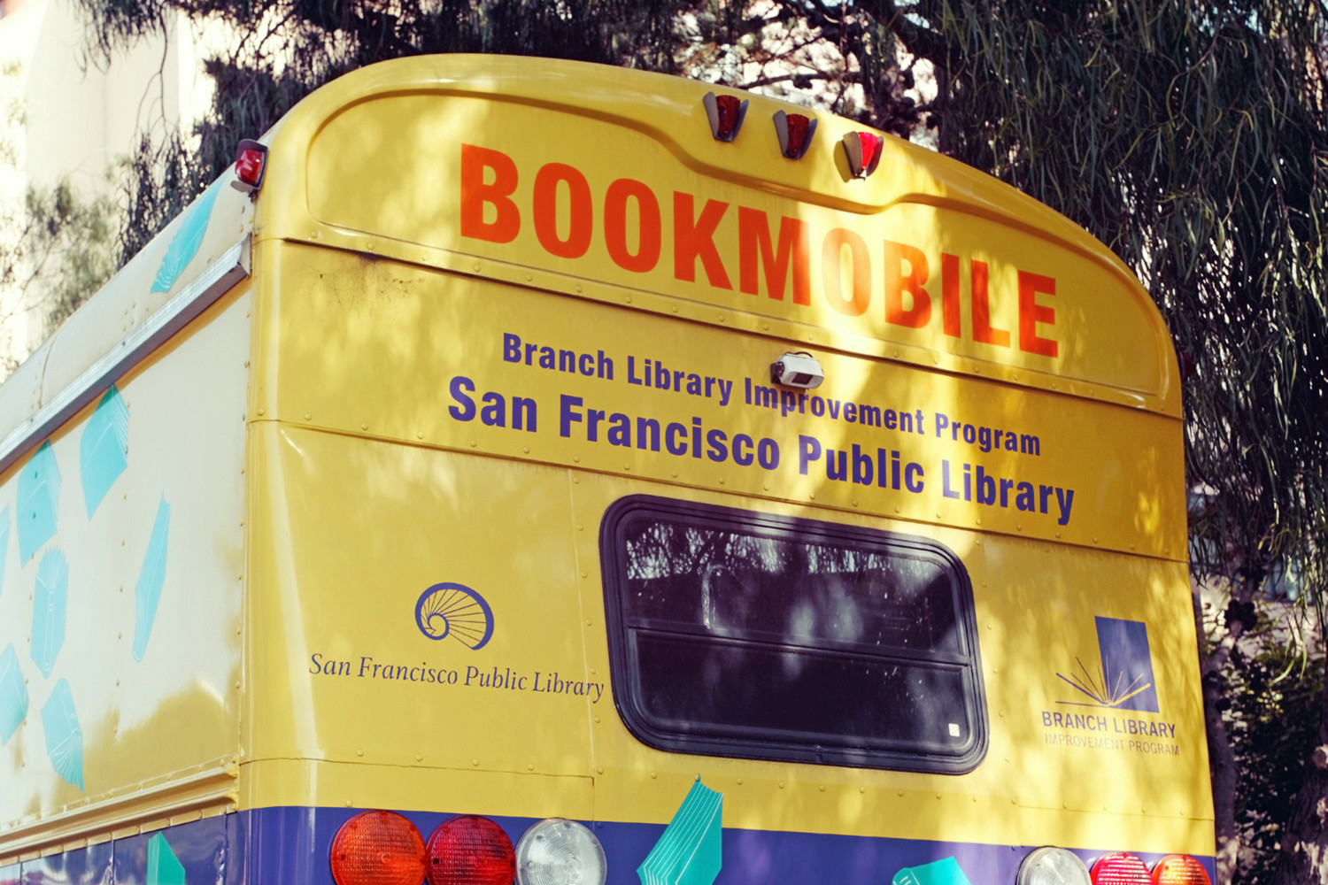 Find a Bookmobile