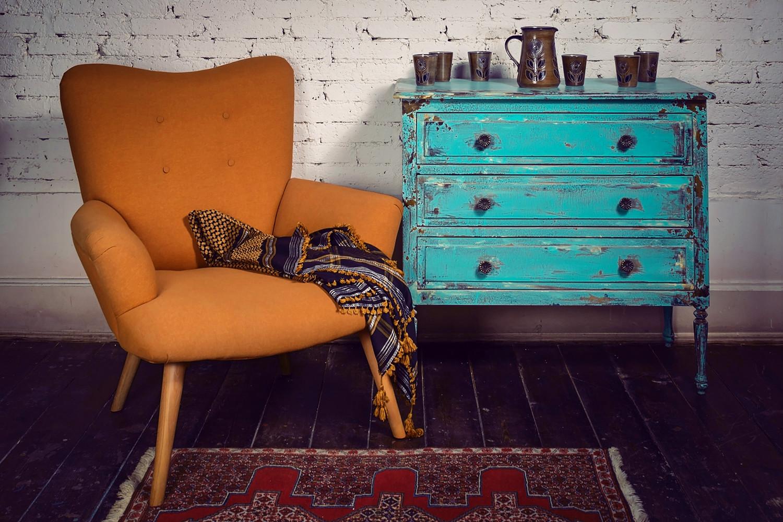 Vintage Furniture and Bedbugs