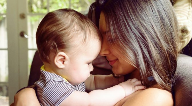 Your Bond as a Mother