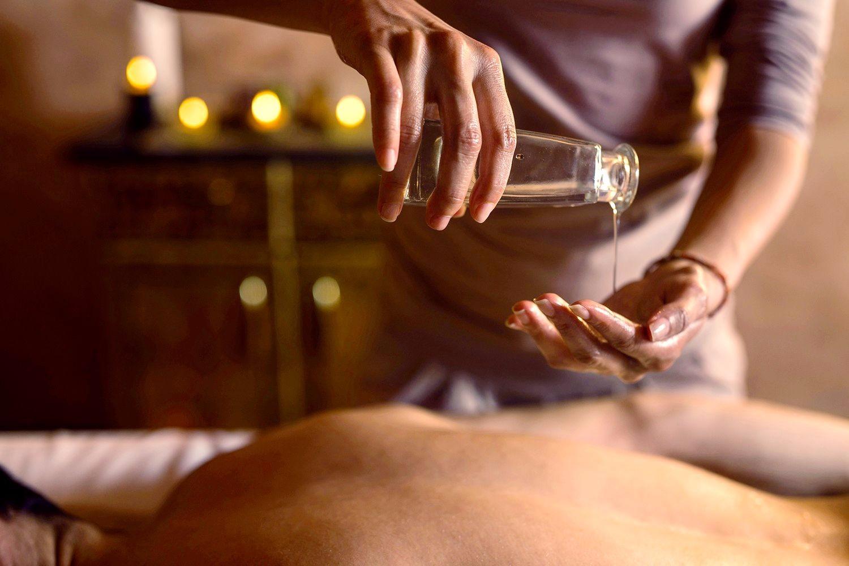 Massage Away Stress