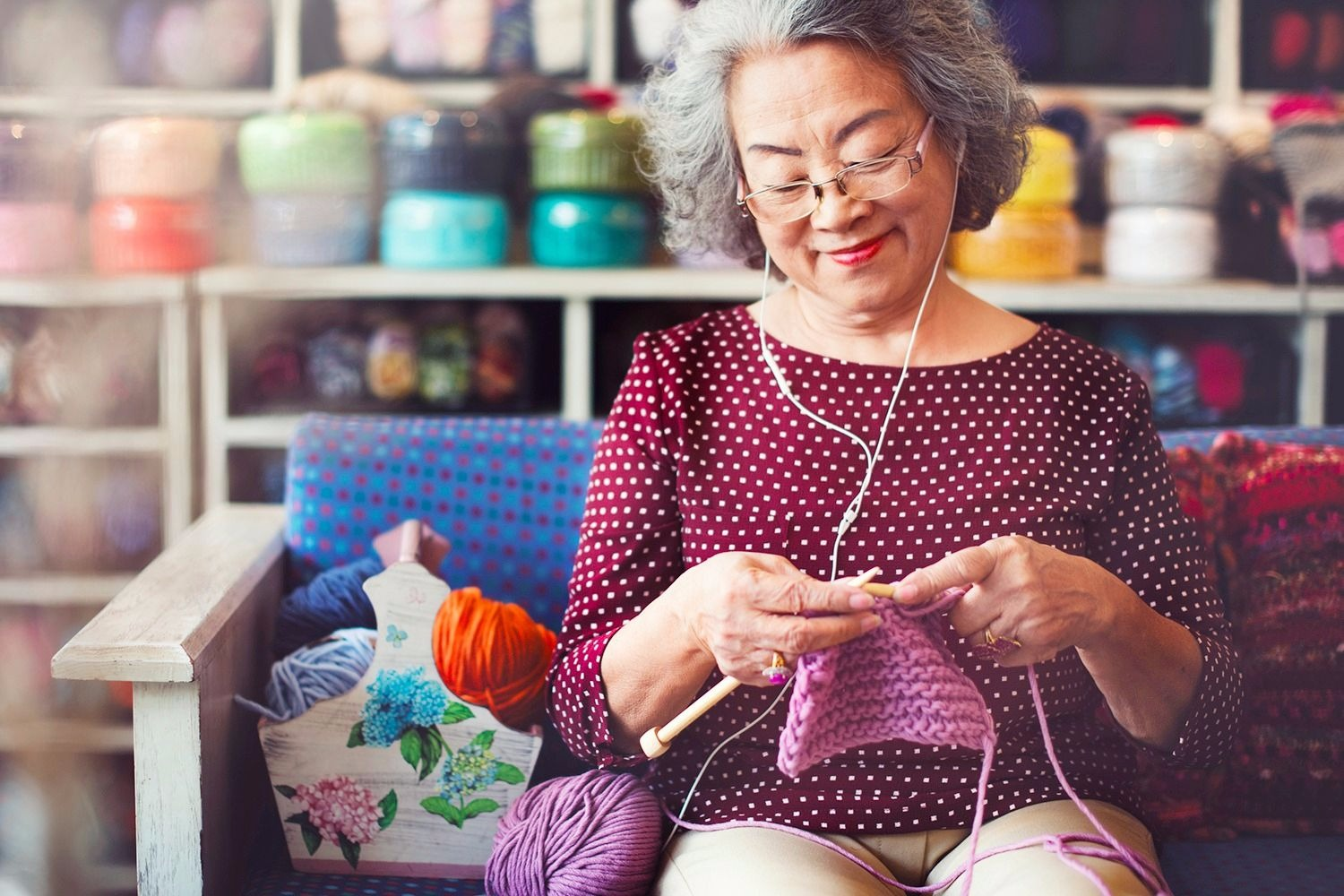 Knit Your Way to Peace