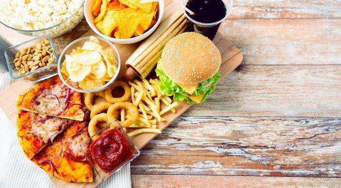 Healthy Junk Food