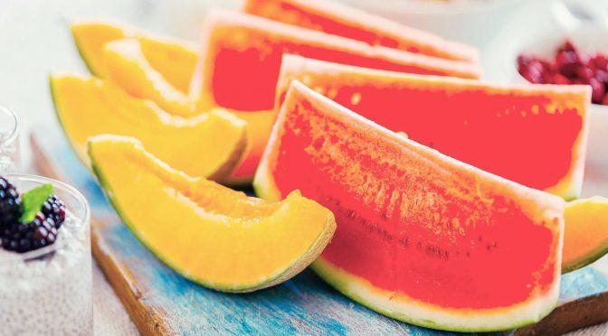 Healthy Summer Melon Recipes