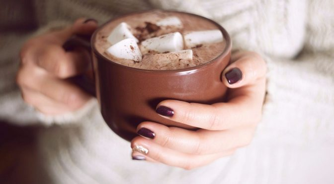 Hot Cocoa and Winter Health Risks
