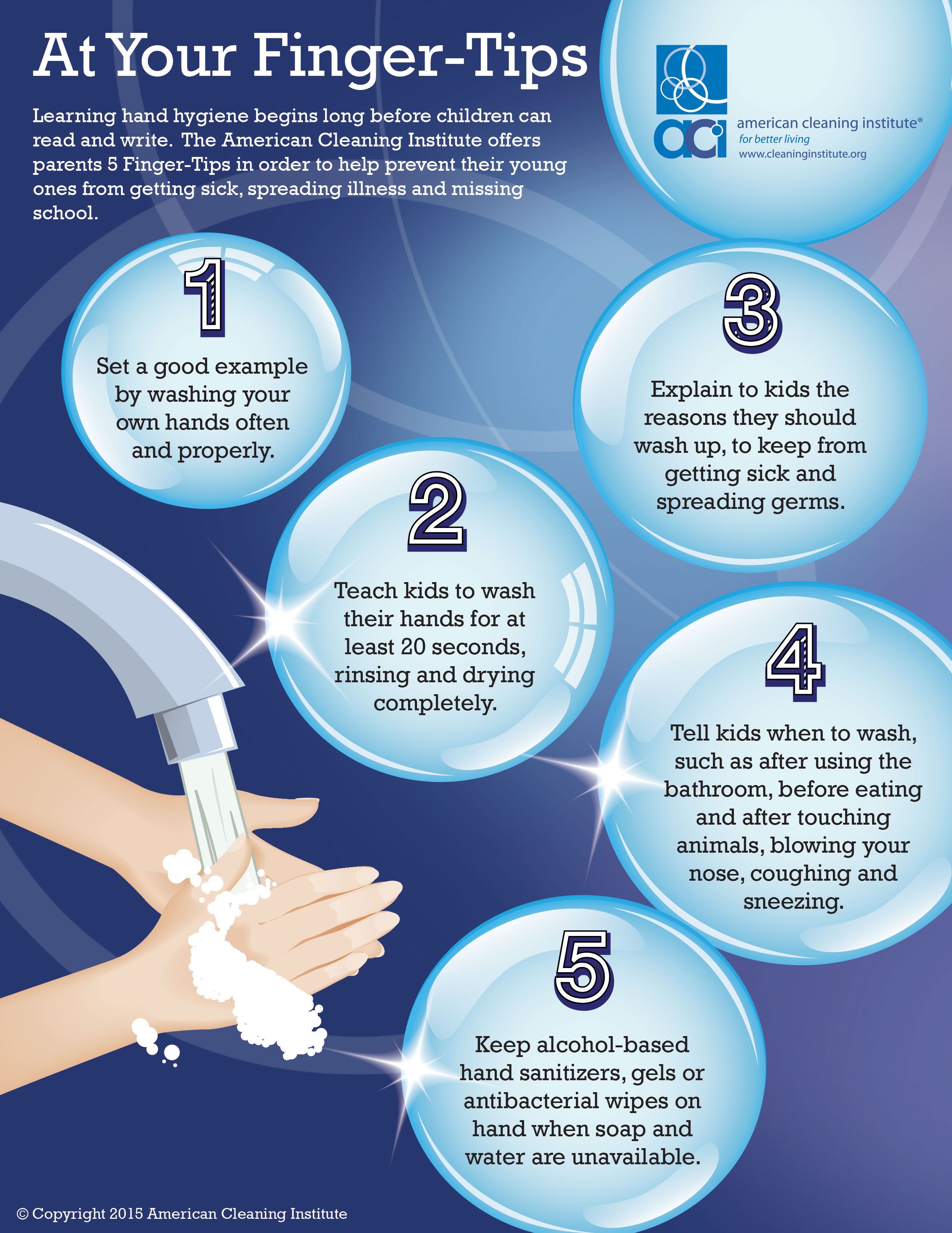 The Value of Washing Your Hands