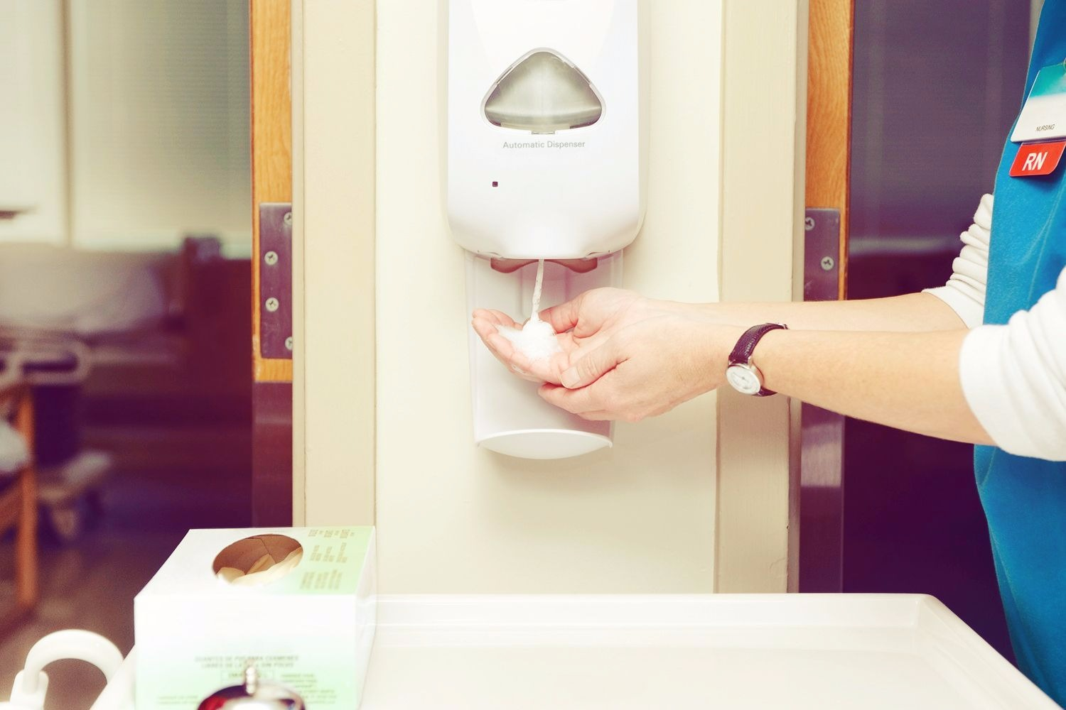 Hand Sanitizer for Cleanliness