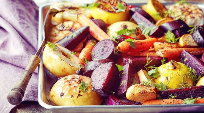 Healthy Root Vegetable Recipes