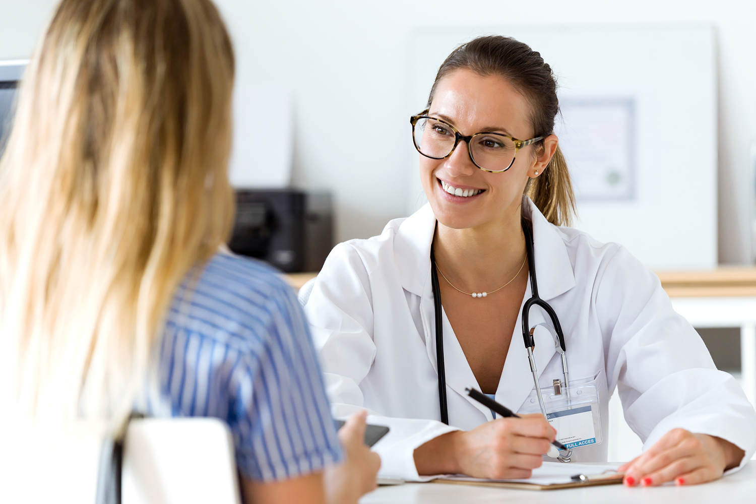 Talking to Your Doctor About STDs