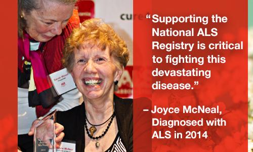 Joyce McNeal's ALS Story
