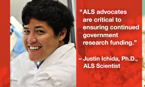 Researching ALS