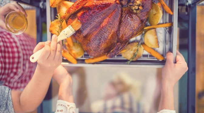 National Turkey Lovers' Month