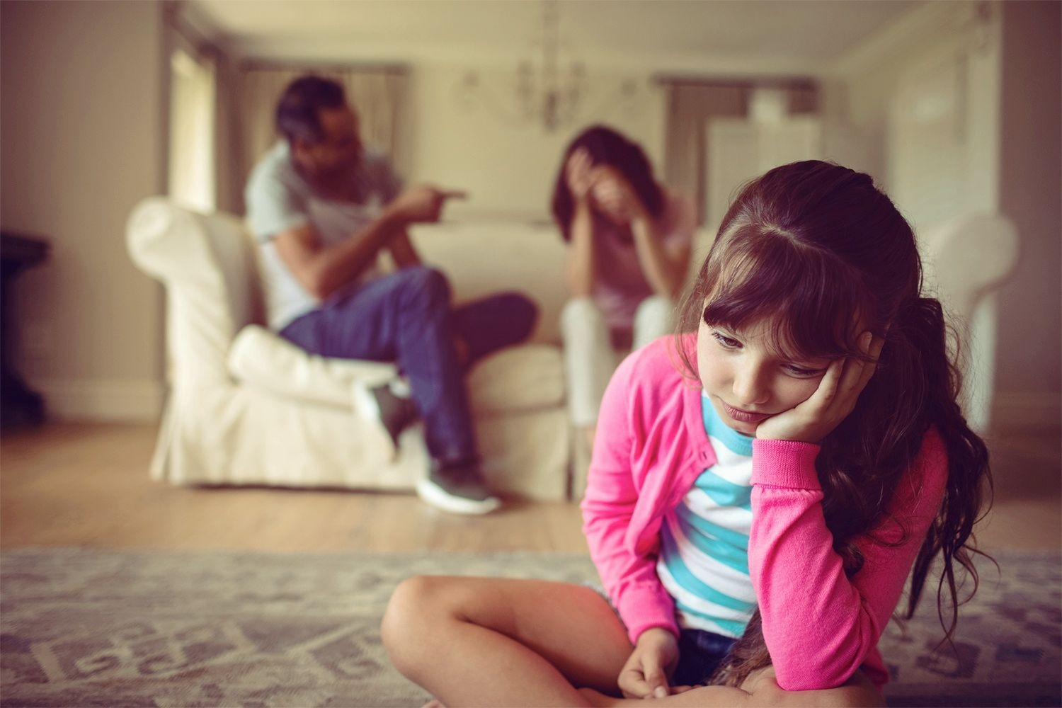 Considering Your Kids During Divorce