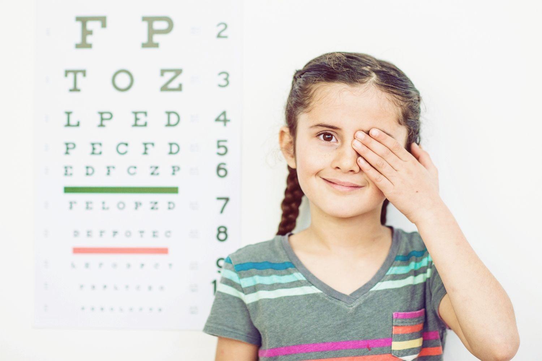 School Vision Screenings
