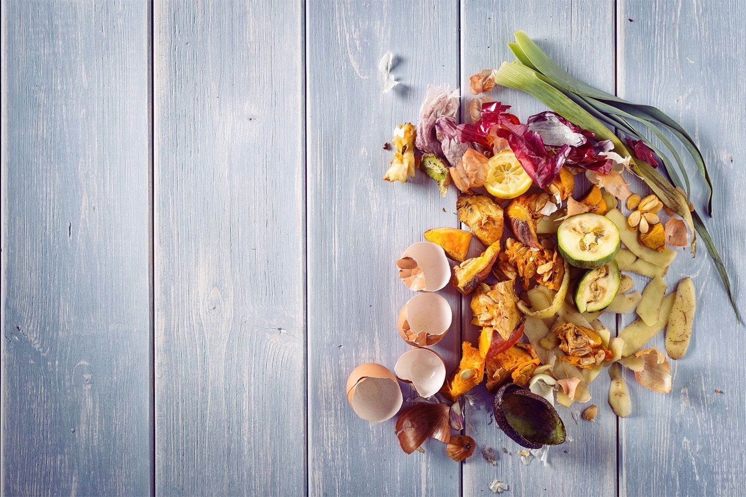 The Problem with Food Waste