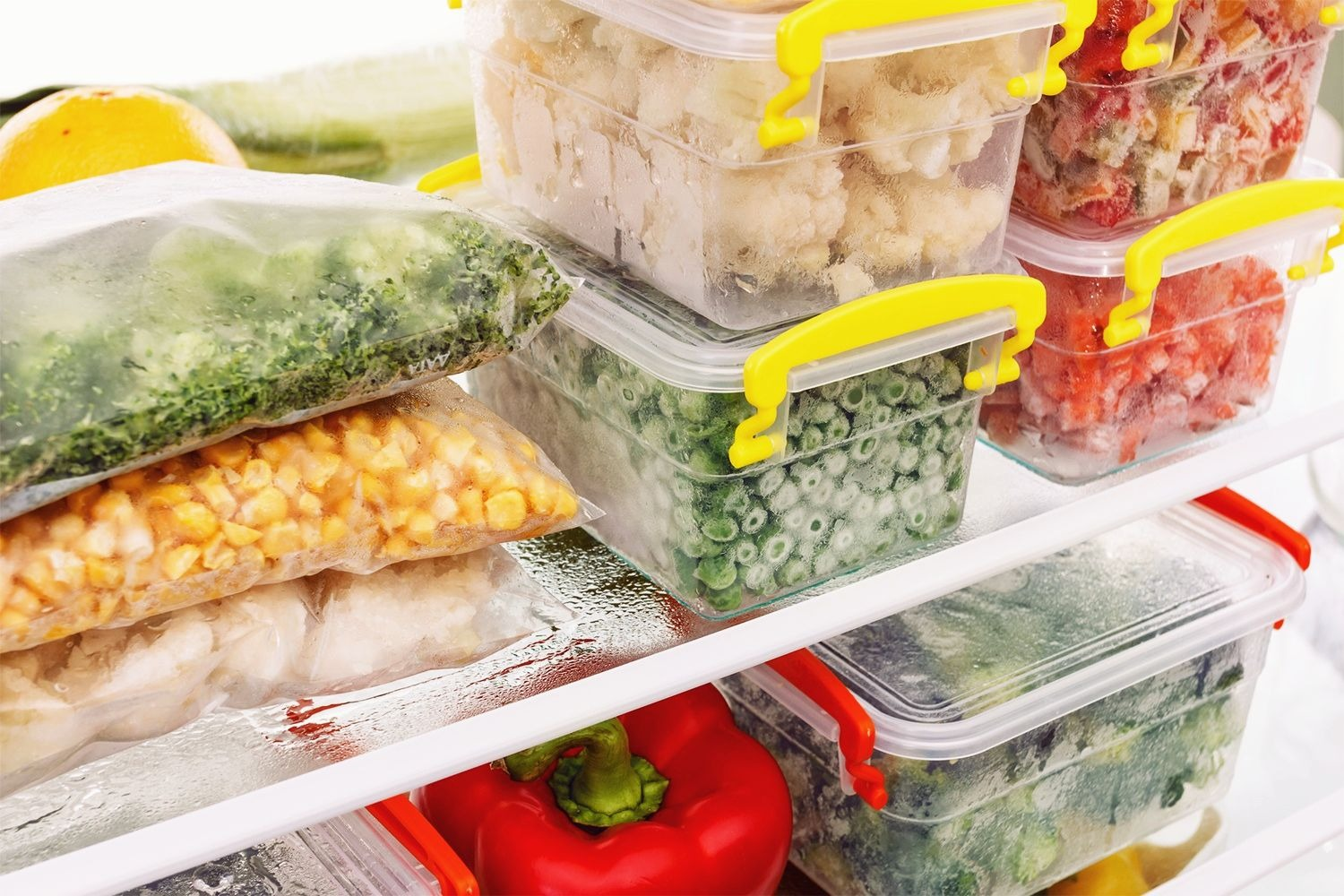 Make the Most of Frozen Ingredients