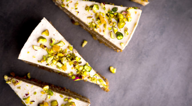 Healthy Pistachio Recipes