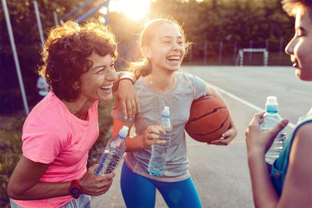 Kids and Hydration During Sports