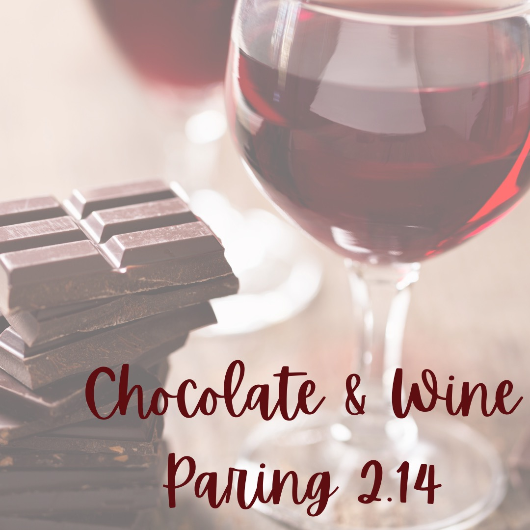 chocolat and wine pairing february 14th valentines day at painted horse winery and vineyards in milton ga