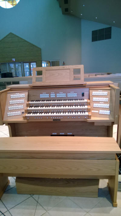 Gerard's Church & Classical Organs