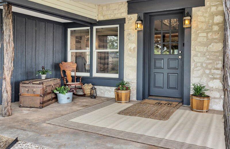 AC-Front Porch